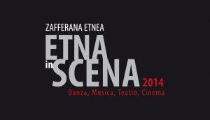 Marchio Logotipo Etna in Scena - Agenzia Pubblicitaria Catania - Signorelli & Partners