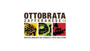 Marchio Logotipo Ottobrata Zafferanese - Agenzia Pubblicitaria Catania - Signorelli & Partners