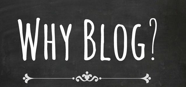 Blog: 5 buoni motivi per cui un'azienda dovrebbe averne uno