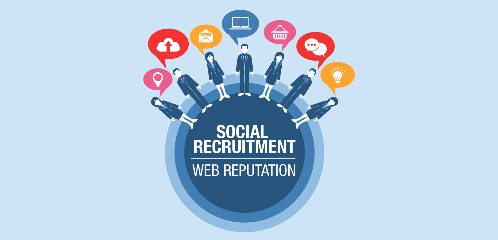 Web reputation e social recruiting: i social network diventano il nuovo CV