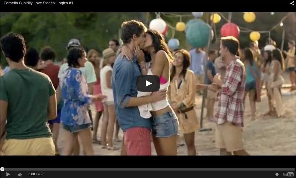 Le pubblicità più belle del 2014: vince Cornetto Algida