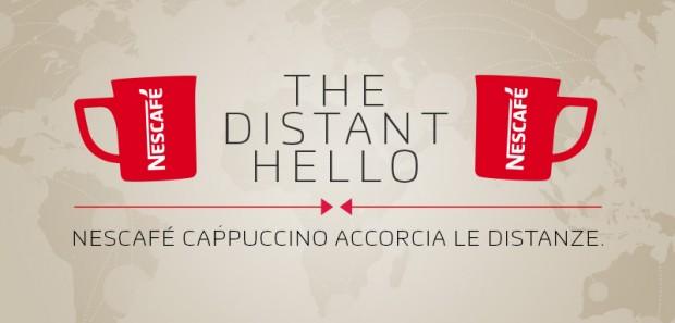 Il marketing dei sentimenti secondo Nescafè: The Distant Hello e il social network delle coppie lontane