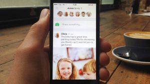 Togethera, l'anti-social network per amici e parenti