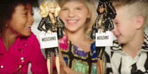 Un maschio nella pubblicità di Barbie. Ed è subito storia…