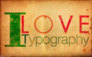 Tipografia: il vademecum del designer