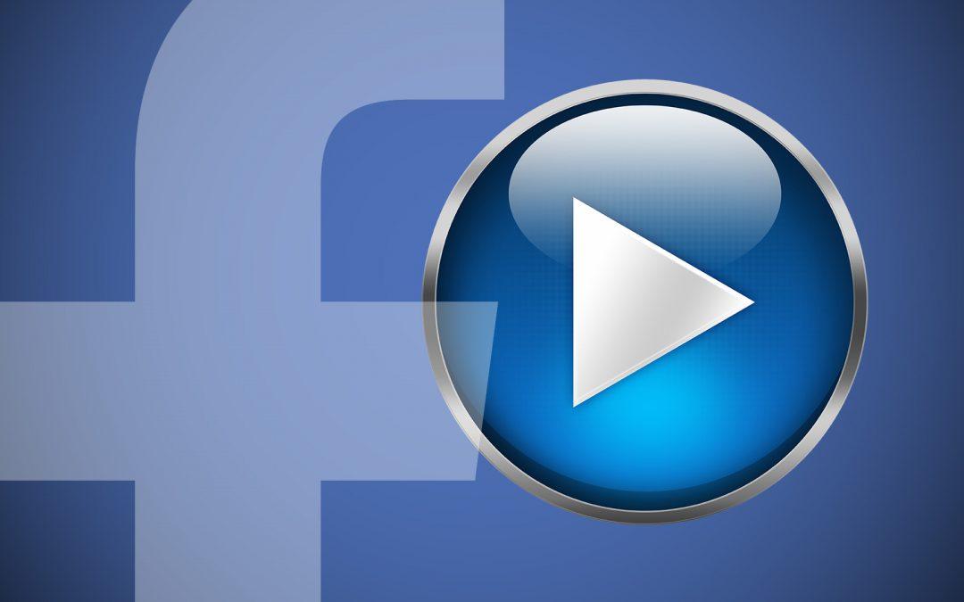 Facebook: d'ora in poi si commenta anche con i video