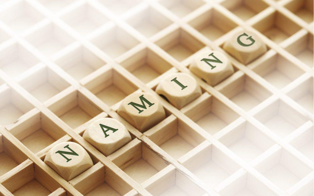 Naming: 10 trucchi per trovare un nome efficace