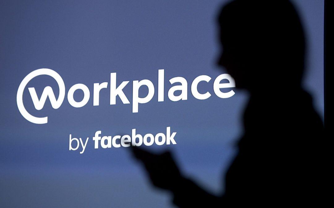 """Facebook Workplace: Mark Zuckerberg """"a lavoro"""" per le aziende"""