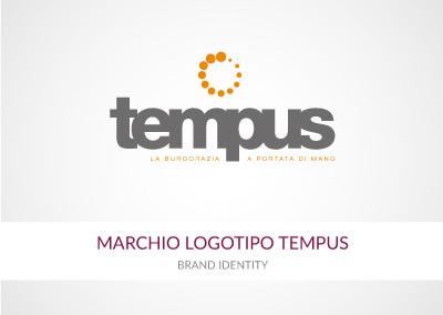 MARCHIO LOGOTIPO TEMPUS