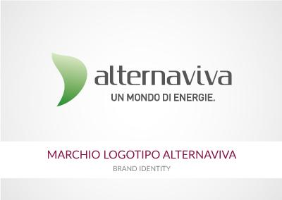 MARCHIO LOGOTIPO ALTERNAVIVA