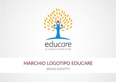 MARCHIO LOGOTIPO EDUCARE