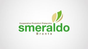logo pistacchio smeraldo portfolio