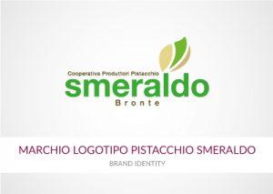 logo pistacchio smeraldo