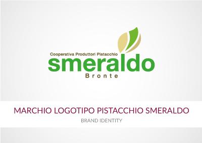 MARCHIO LOGOTIPO PISTACCHIO SMERALDO