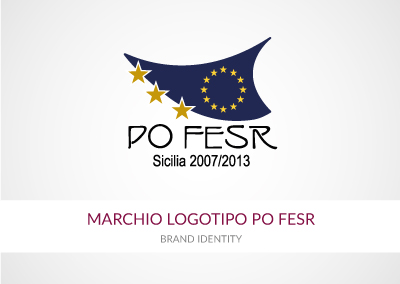 MARCHIO LOGOTIPO PO FESR
