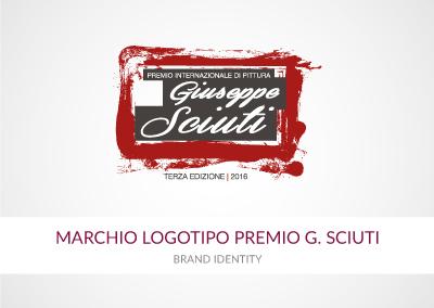 MARCHIO LOGOTIPO PREMIO GIUSEPPE SCIUTI