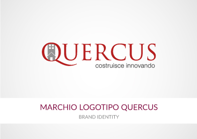 MARCHIO LOGOTIPO QUERCUS