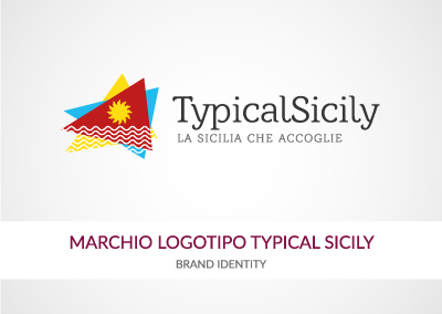 MARCHIO LOGOTIPO TYPICAL SICILY