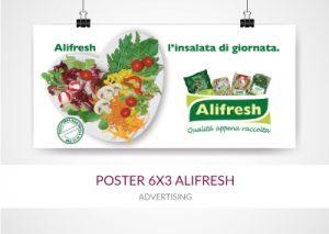 poster 6x3 alifresh