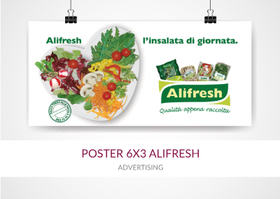 POSTER 6×3 ALIFRESH