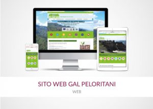sito gal peloritani portfolio