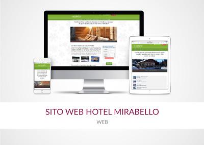 SITO WEB HOTEL MIRABELLO