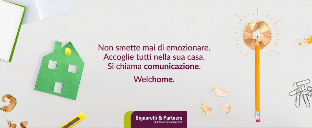 WelcHome in Signorelli & Partners: online il nuovo sito dell'agenzia