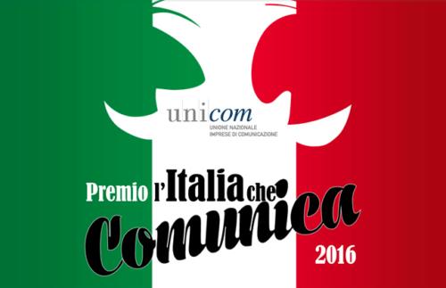 """Signorelli & Partners festeggia con un award per il Premio UNICOM """"L'Italia che comunica"""""""