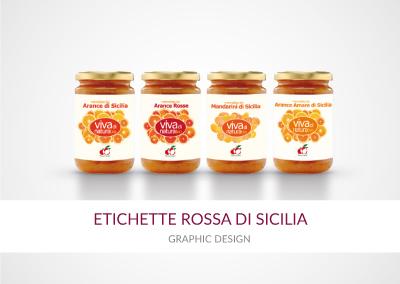 ETICHETTE ROSSA DI SICILIA