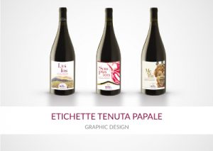 etichette tenuta papale portfolio