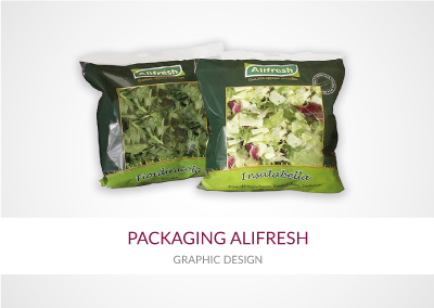 PACKAGING ALIFRESH