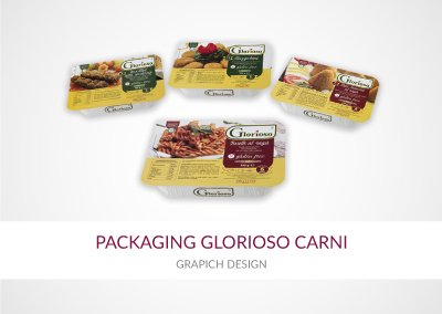 PACKAGING GLORIOSO CARNI