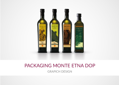 PACKAGING MONTE ETNA DOP