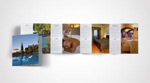 pieghevole hotel airone portfolio
