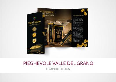 PIEGHEVOLE VALLE DEL GRANO