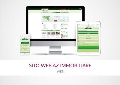 SITO WEB AZ IMMOBILIARE