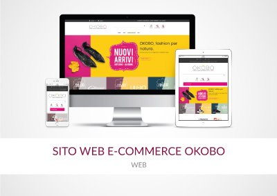 SITO WEB E-COMMERCE OKOBO
