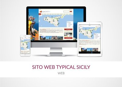SITO WEB TYPICAL SICILY