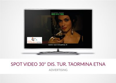 "SPOT VIDEO 30"" DISTRETTO TURISTICO TAORMINA ETNA"