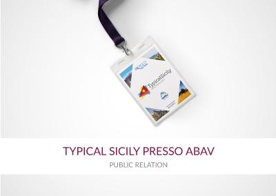 TYPICAL SICILY PRESSO ABAV