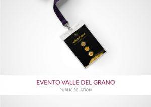 evento valle del grano portfolio