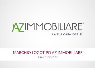 MARCHIO LOGOTIPO AZ IMMOBILIARE