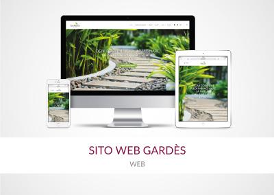 SITO WEB GARDÈS