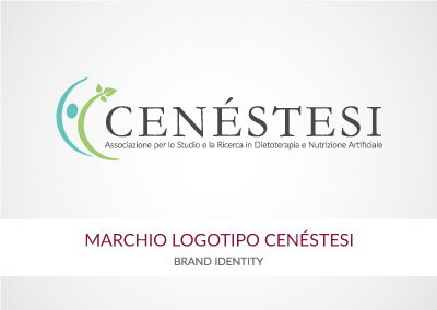 MARCHIO LOGOTIPO CENÉSTESI