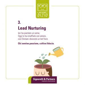 Lead Nurturing - Parole strane che circolano sul web