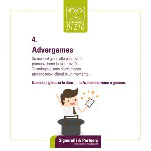 Advergames - Parole strane che circolano sul web