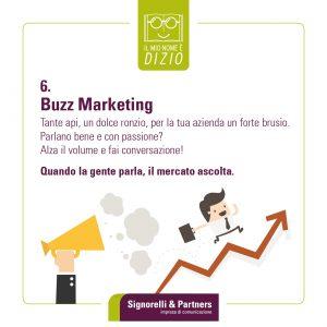 Buzz Marketing - Parole strane che circolano sul web