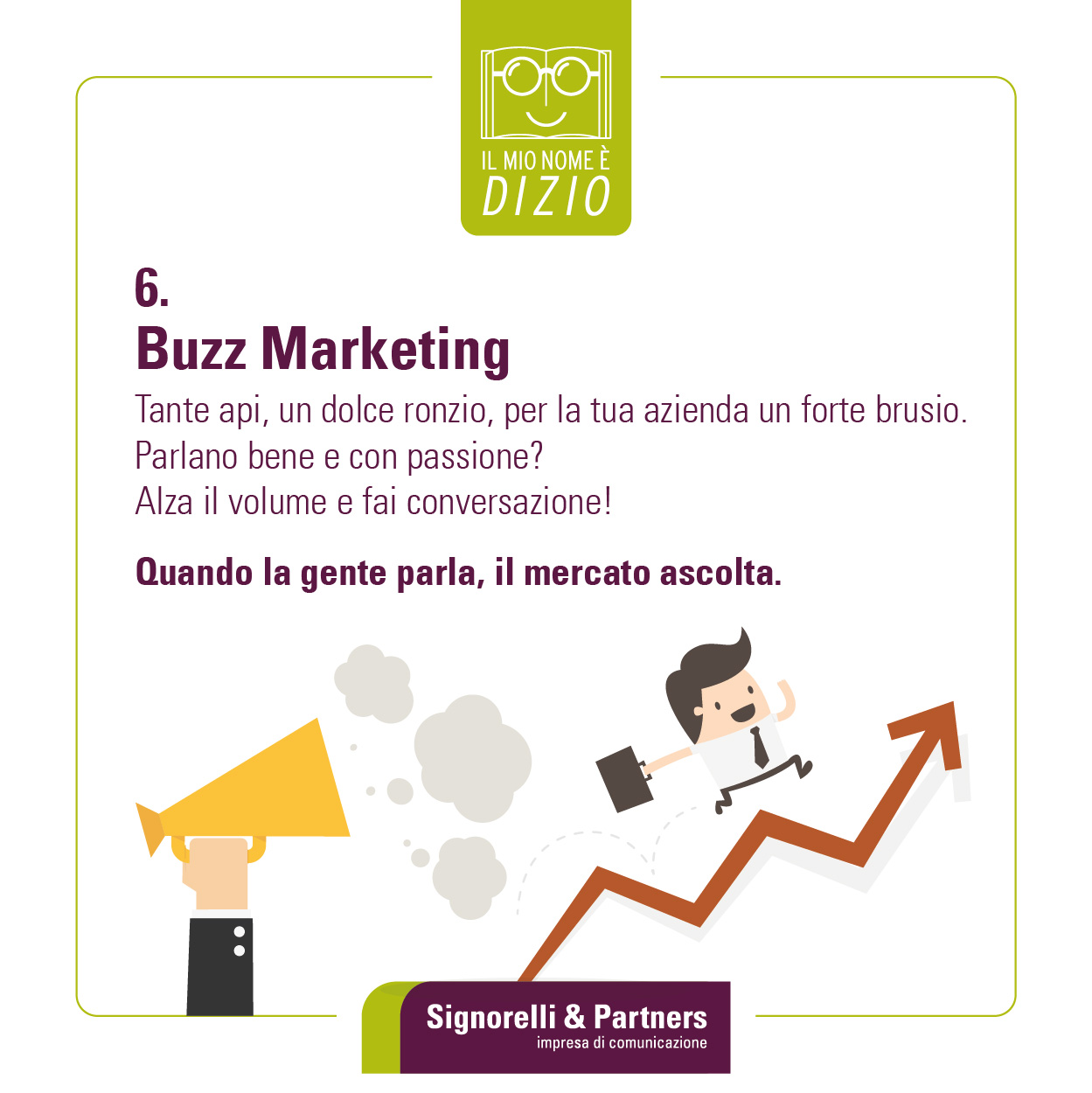Buzz Marketing - Parole strane che circolano sul web