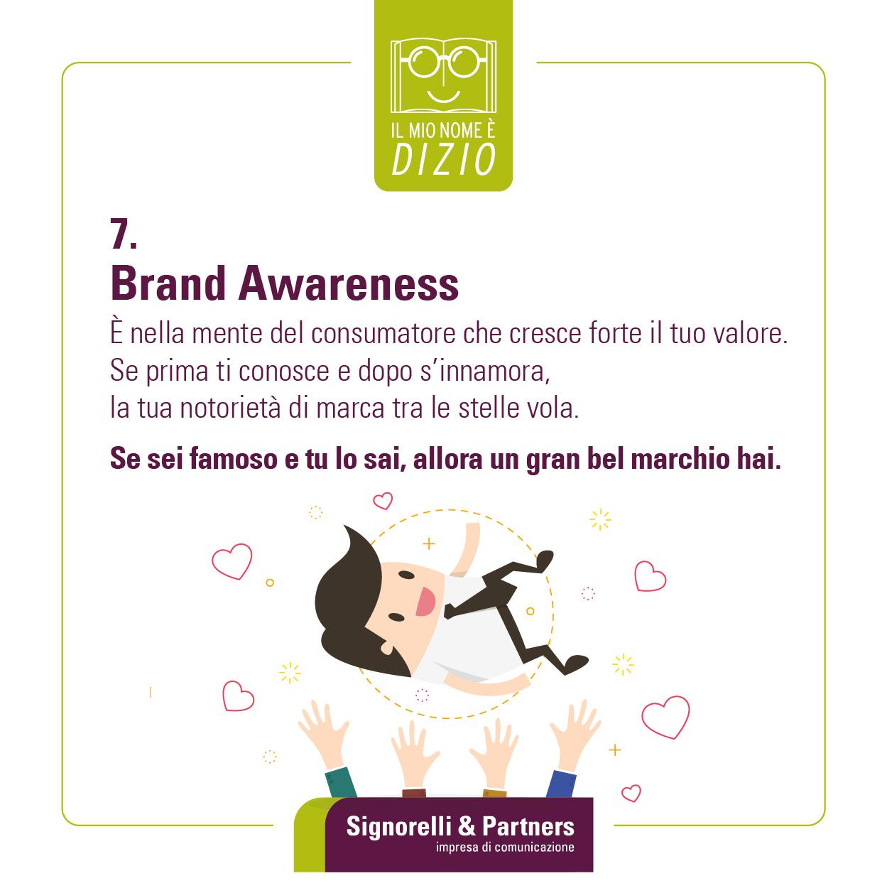 Brand Awareness - Parole strane che circolano sul web