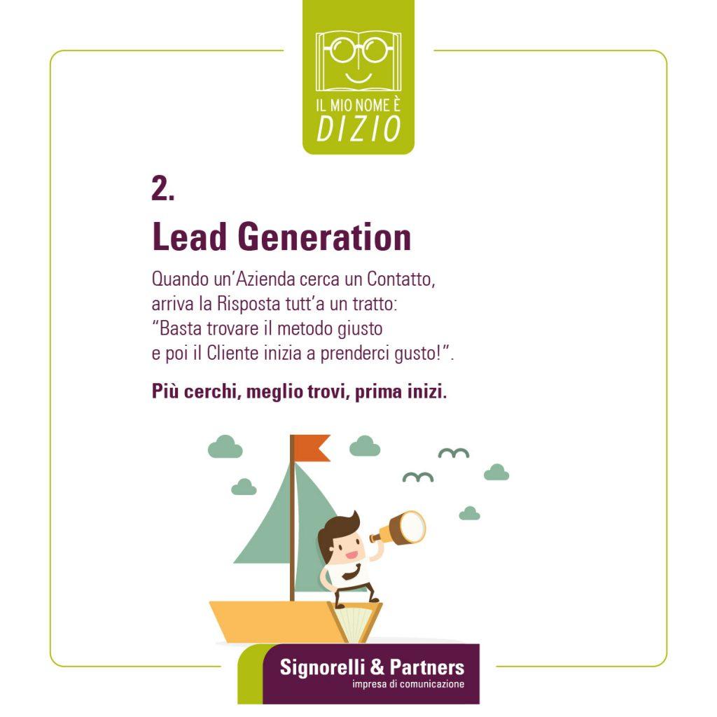Lead Generation - Parole strane che circolano sul web